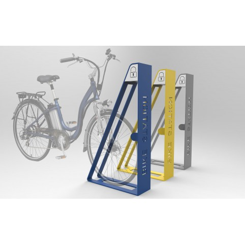 BIKE RANGE ASHR (galvanized iron and varnish)