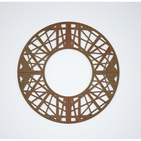 TREE GRATE RAMI ROUND diameter 990 mm