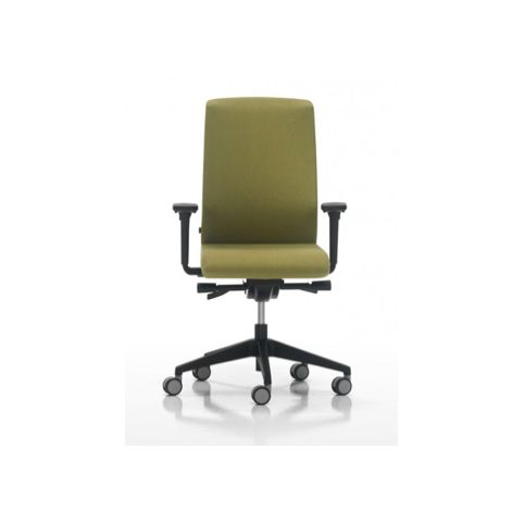 AIR AIR0242SL upholstered high backrest in synchro basik