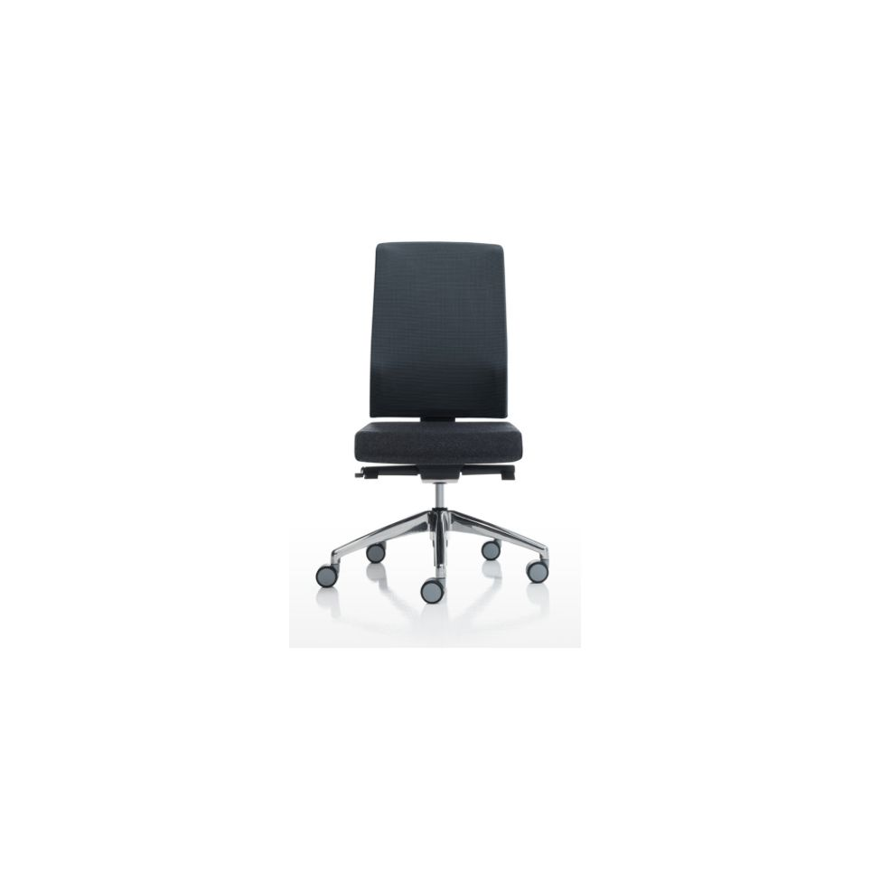 AIR chair AIRR0044SL upholstered medium backrest in synchro