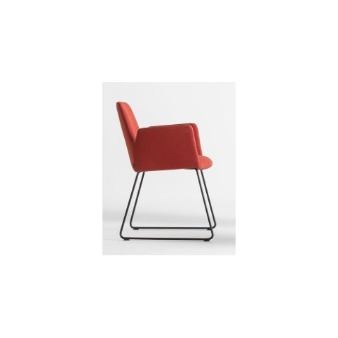 ALTEA HB armchair ALT075 BA aluminum 5 star base