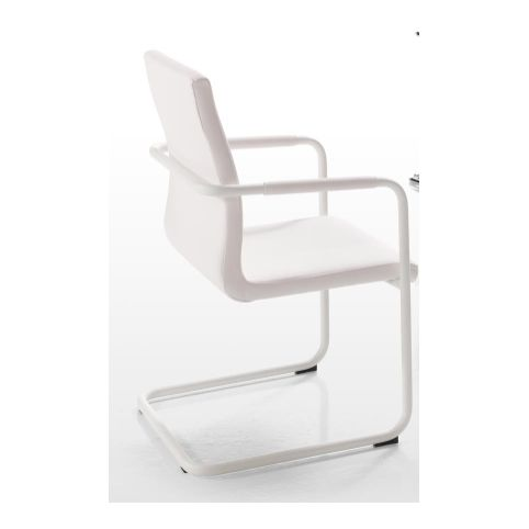 ICONx2 cantilever armchair ICX0050BL