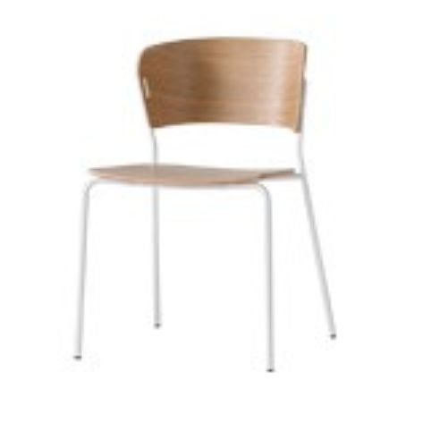 ARC chair with 4 legs ARC0020BL