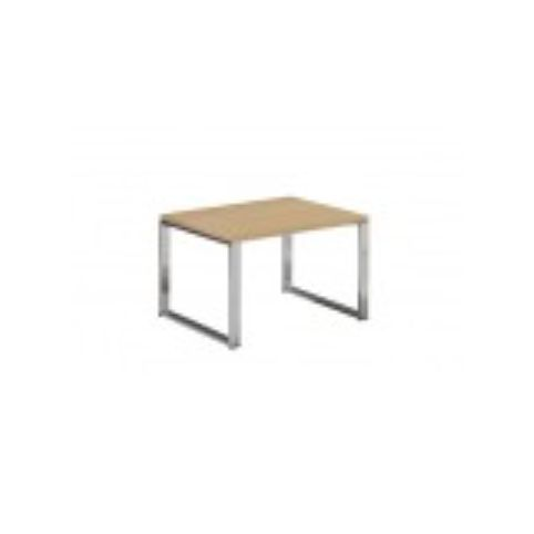 CUBIK coffee white table CUB0030BL