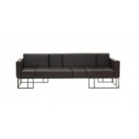 ELEMENTS 180cm sofas with narrow arms ELM0180BL