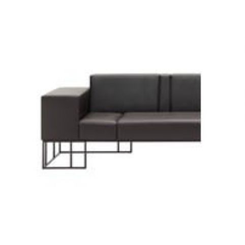 ELEMENTS 220cm sofas with wide arms ELM0200BL