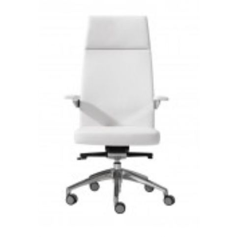 ICON armchair with high backrest in synchro ICN0001AL