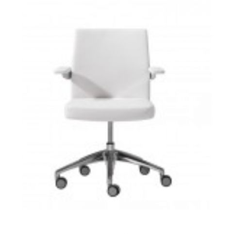ICON armchair with low backrest in synchro ICN0006AL