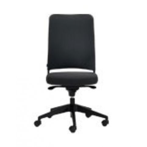 ONE synchro chair with upholstered high backrest ON00042SI