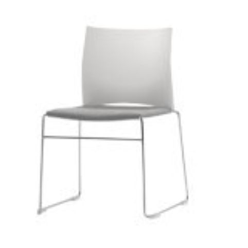 SLIM surcharged for upholstered seat SLI0048TA