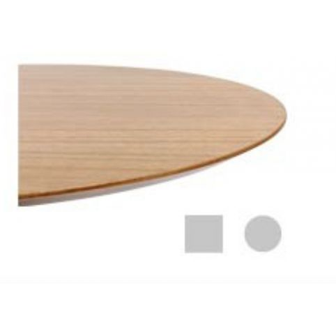STELLA oak circle table top 80cm TAP0080MA