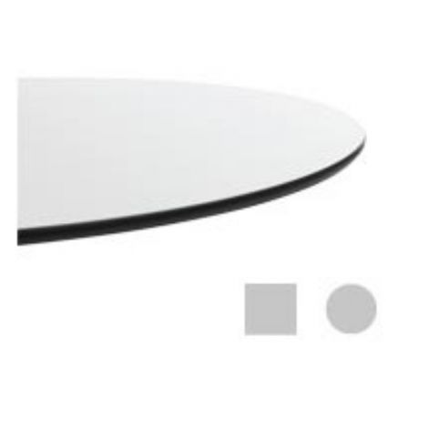STELLA compact HPL circle table top 60x60cm. Also available 70x70cm, 80x80cm TAP6060CP