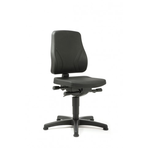 All-In-One Trend on glides, seat height of 450-600 mm, upholstery of integral foam, Ref: 9630