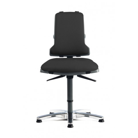 Sintec 160 for body weight up to 160 kg seat height of 490-600 mm, upholstery Artificial leather, glides and rollers included, R