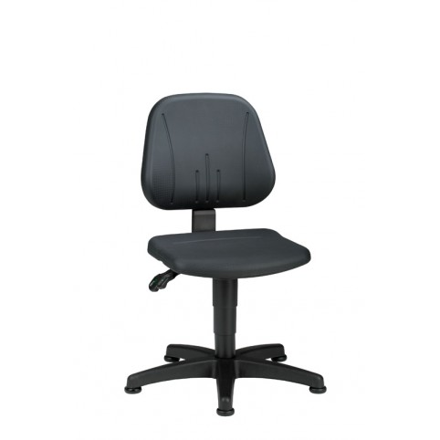 Unitec on glides, seat height of 440-620 mm, upholstery of integral foam, Ref: 9650