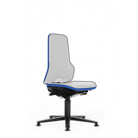 ESD Neon on glides with synchronous mechanism, seat height of 450-620 mm, without Upholstery, Ref: 9570E