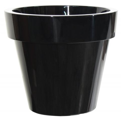IKON LACQUERED POT 40 CM