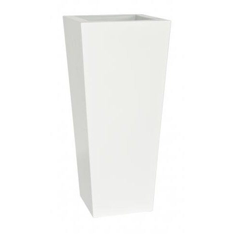 KIAM POT SQUARE GLOSS 40 CM