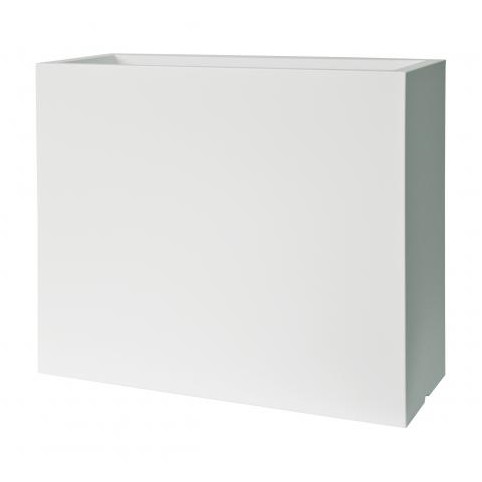 KUBE - RECTANGULAR PLANT BOX HIGH 80 CM