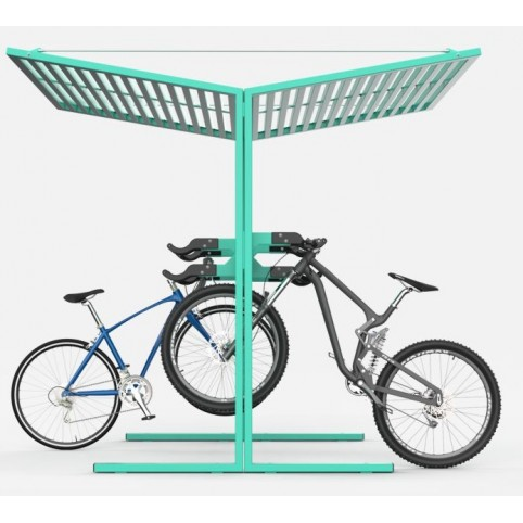 CISON bicycle stand in powder coated steel (for base cover)