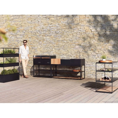 Planter Carl 1400 3 boxes Anthracite
