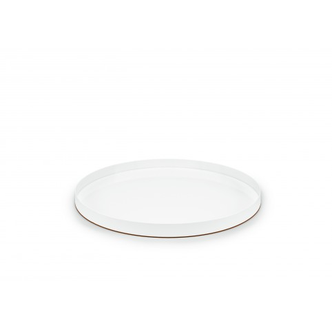 Tray Round Metal Small