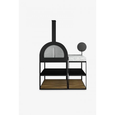SUGGESTION : BBQ WOOD OVEN
