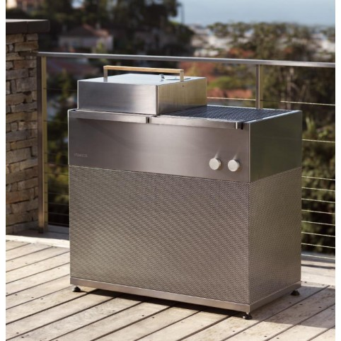 SUGGESTION : BOOSTER BBQ GRILL