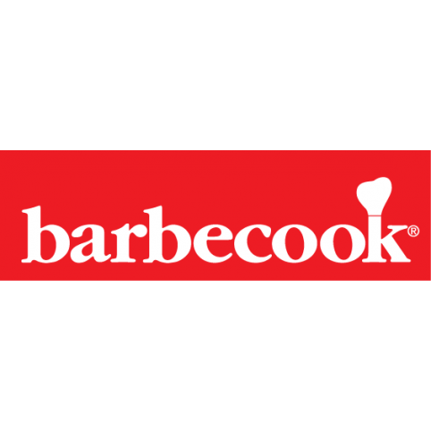 Barbecook cast iron grill pan with bamboo trivet