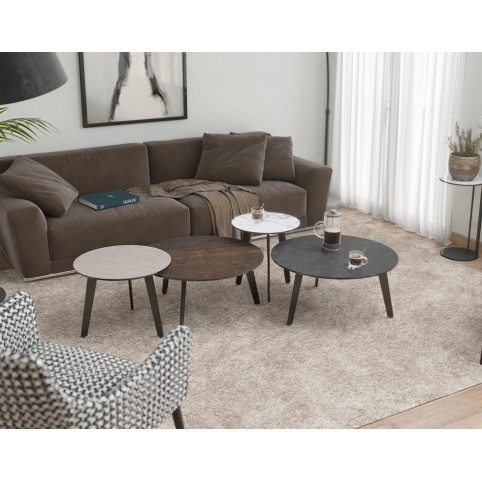 COFFEE TABLE TOSCA RONDE