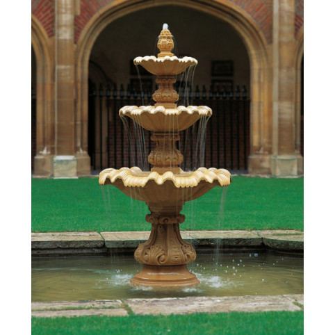 ETON COLLEGE FOUNTAIN INCLUDING X346 PLUMBING (RECOMMENDED PUMP: X230)