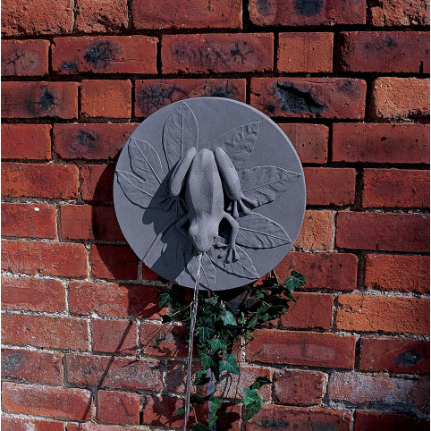 TREE FROG WALL FOUNTAIN STONE ONLY (RECOMMENDED PUMP: X190)