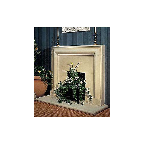 VANBRUGH FIREPLACE (WITHOUT MANTELS) NO SLIP REBATES INCLUDING HEARTH